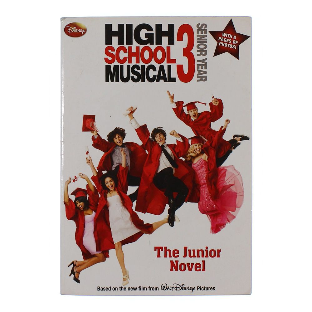 Book: High School Musical 3 Senior Year 4277474083