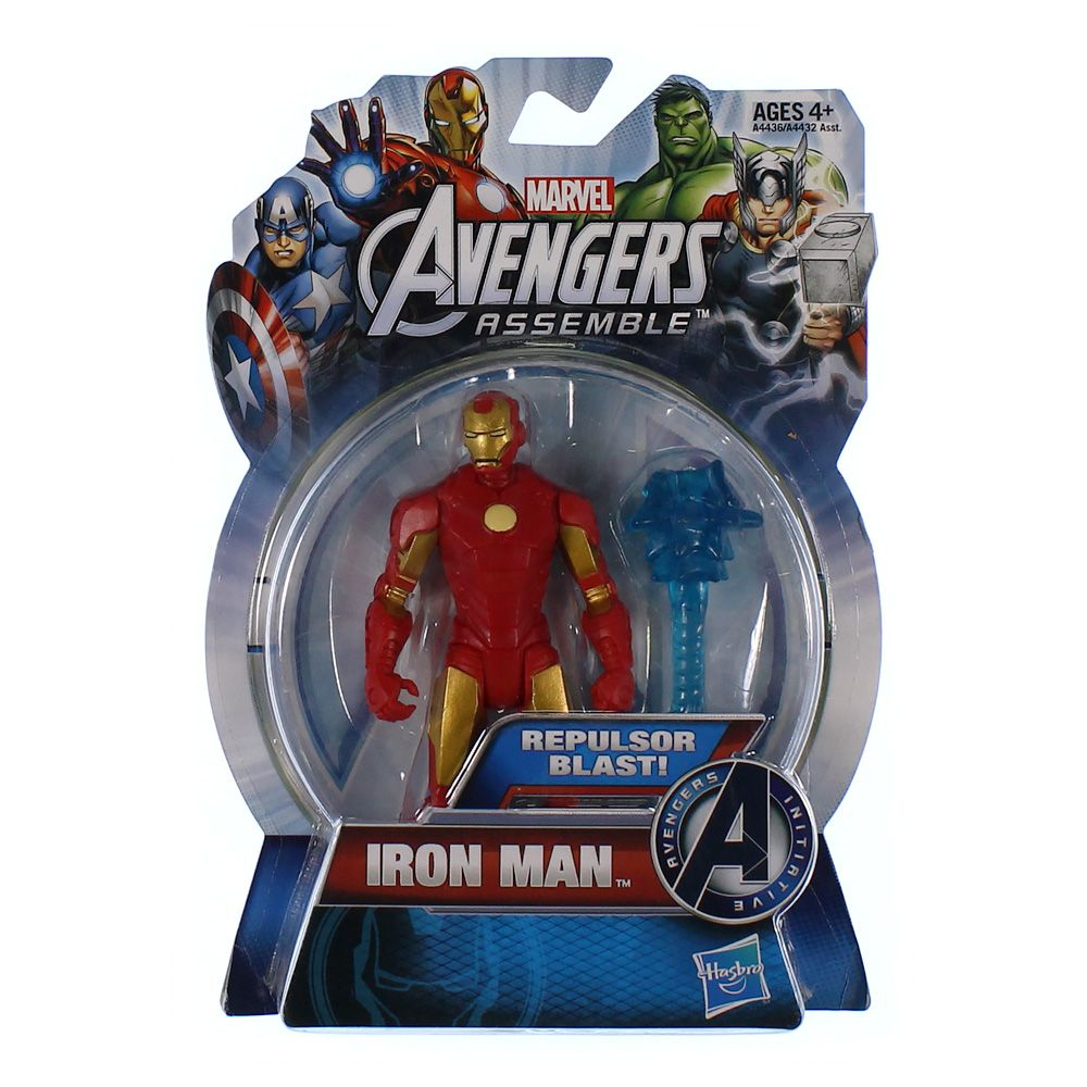Iron Man 4 inch Action Figure 4306214830