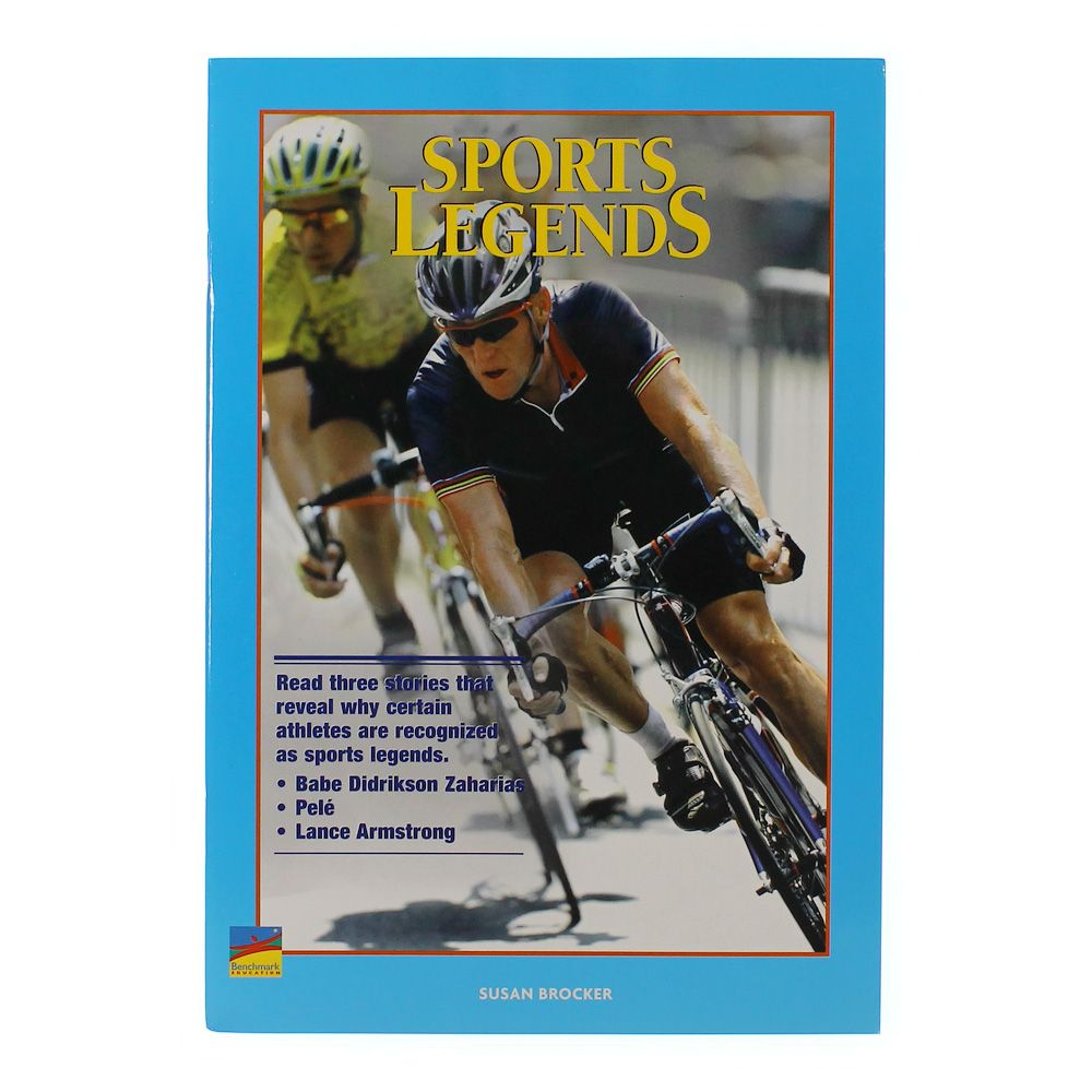 Book: Sports Legends 4266776048