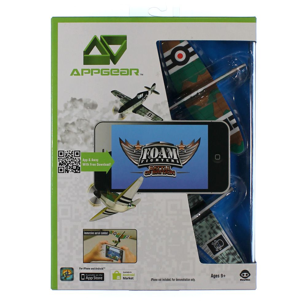 Image of Video Game: Appgear Foam Fighters