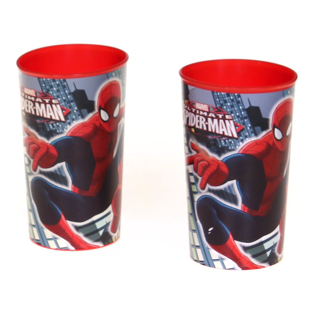 Spider-Man Cups Set 4319207389