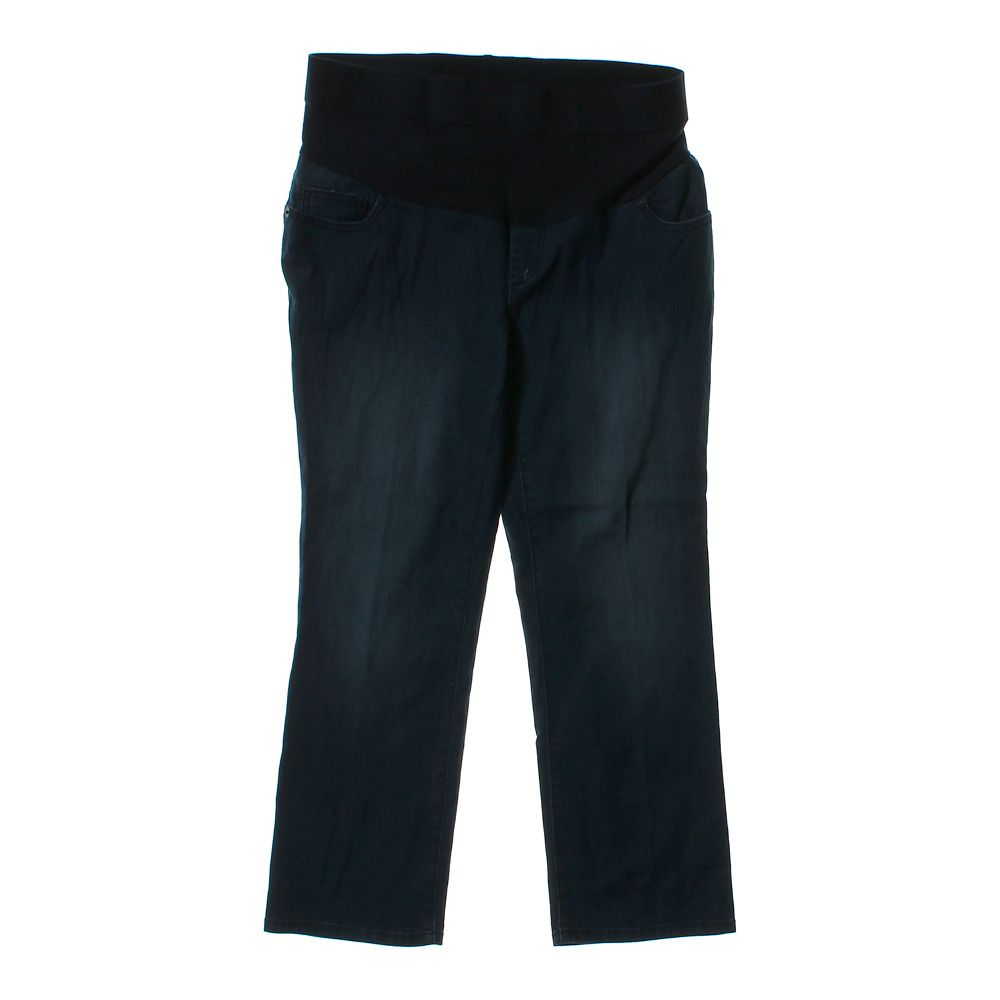 """Image of """"Casual Maternity Jeans, size L"""""""