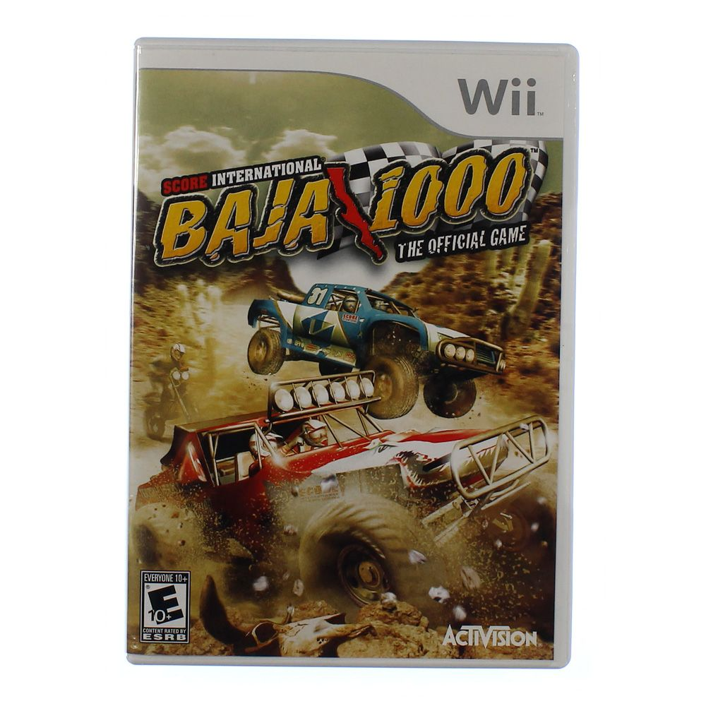 Image of Video Game: Baja 1000 the Official Game