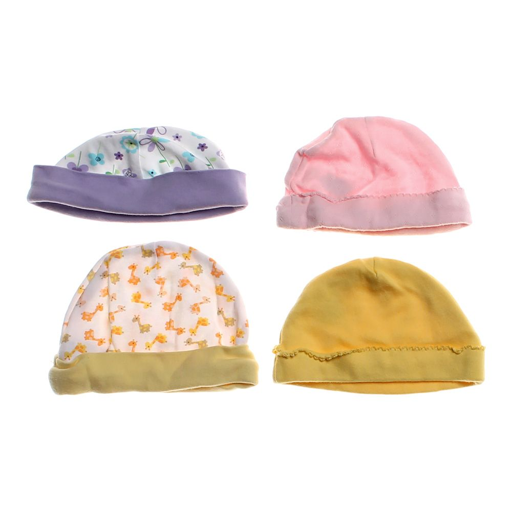 "Image of ""Adorable Hat Set, size 3 mo, NB, One Size"""