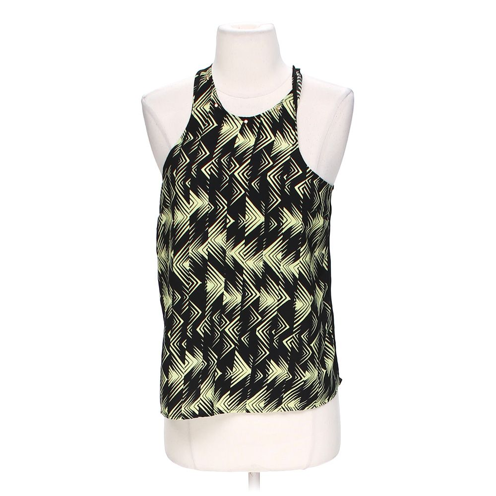 """""""""""Sheer Back Tank Top, size S"""""""""""" 4374614593"""