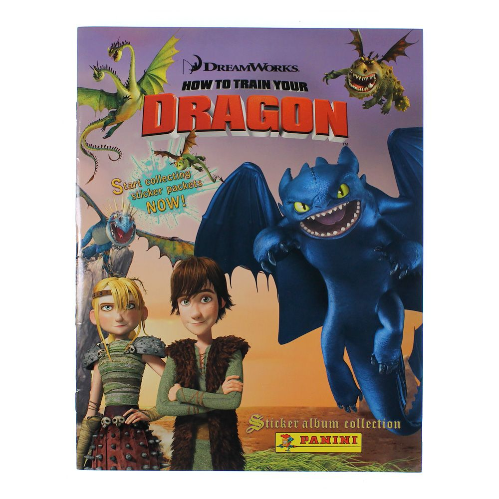 Dreamworks How To Train Your Dragon 4409646253