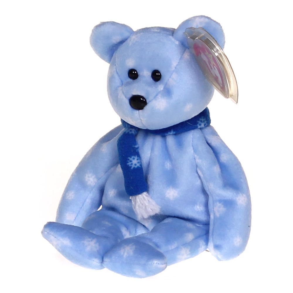 Image of Beanie Baby Holiday Teddy