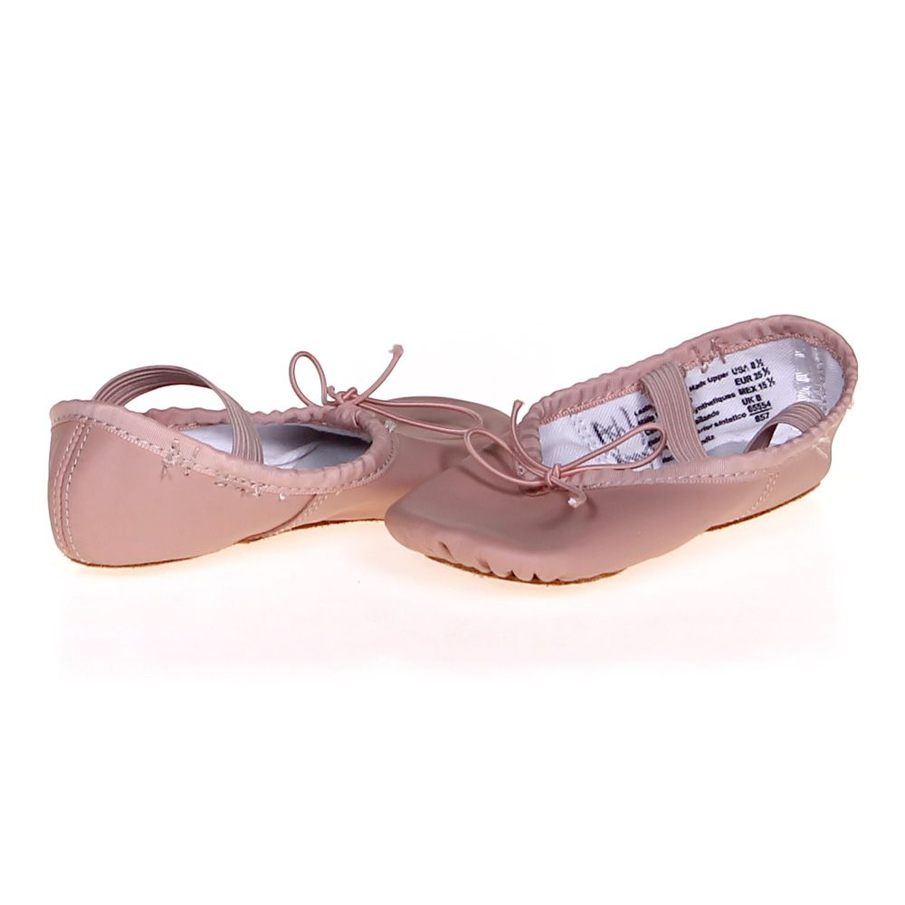 "Image of ""Ballet Shoes, size 8.5 Toddler"""