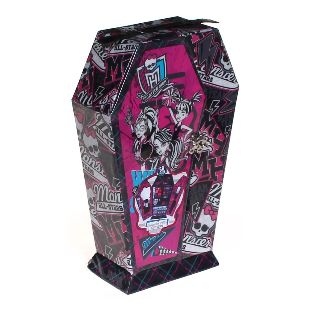 Monster High Make-up Kit 4445646438