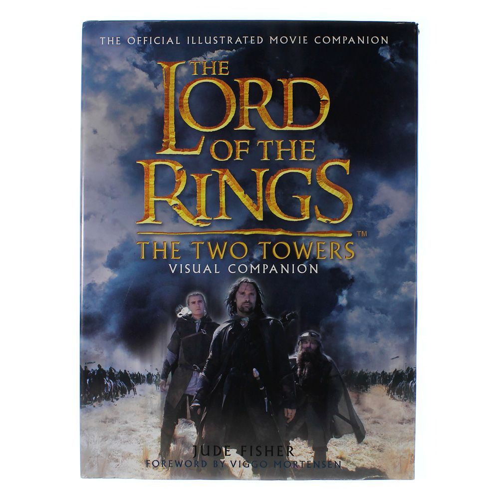 Book: Lord Of The Rings The Two Towers 4490695533
