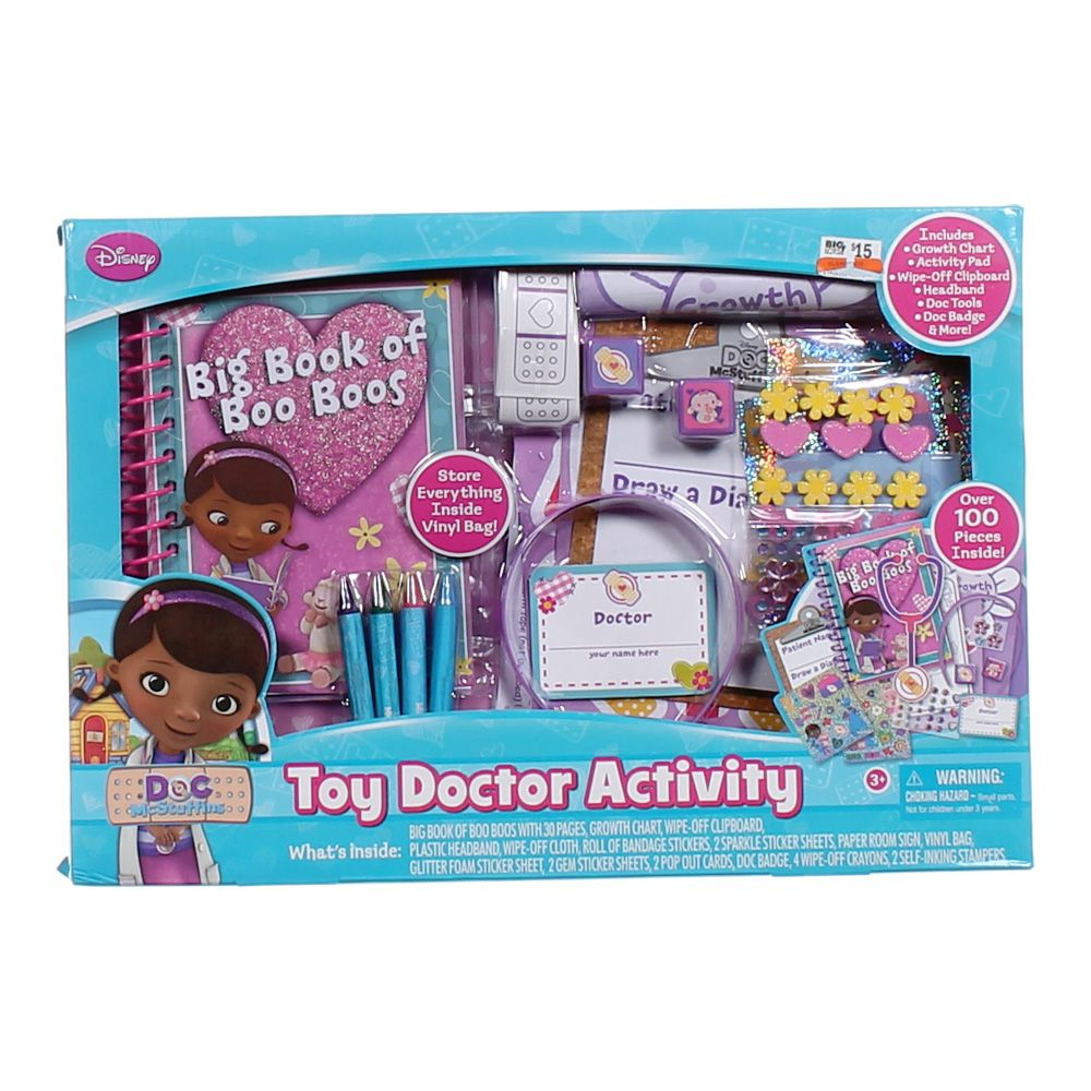 Toy Doctor Activity 4551445813