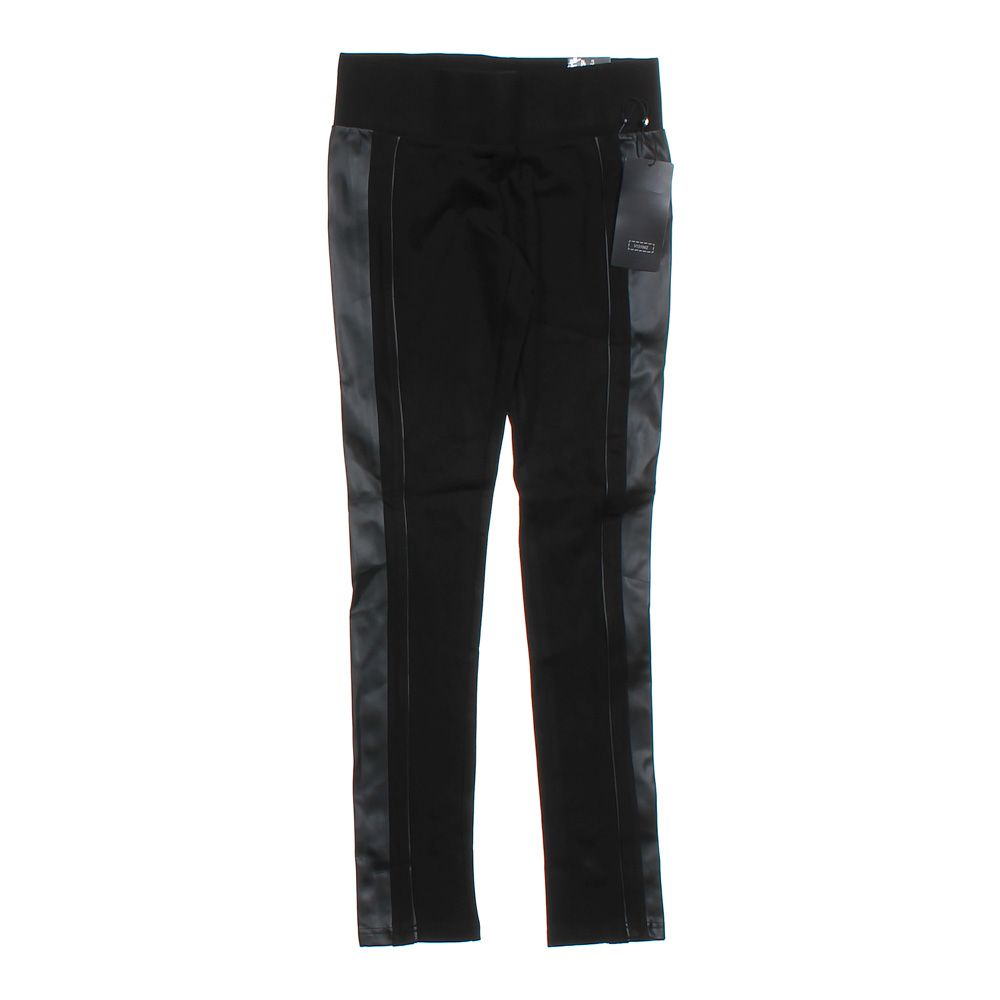 """""""""""Leather Accented Leggings, size JR 7"""""""""""" 4566004138"""