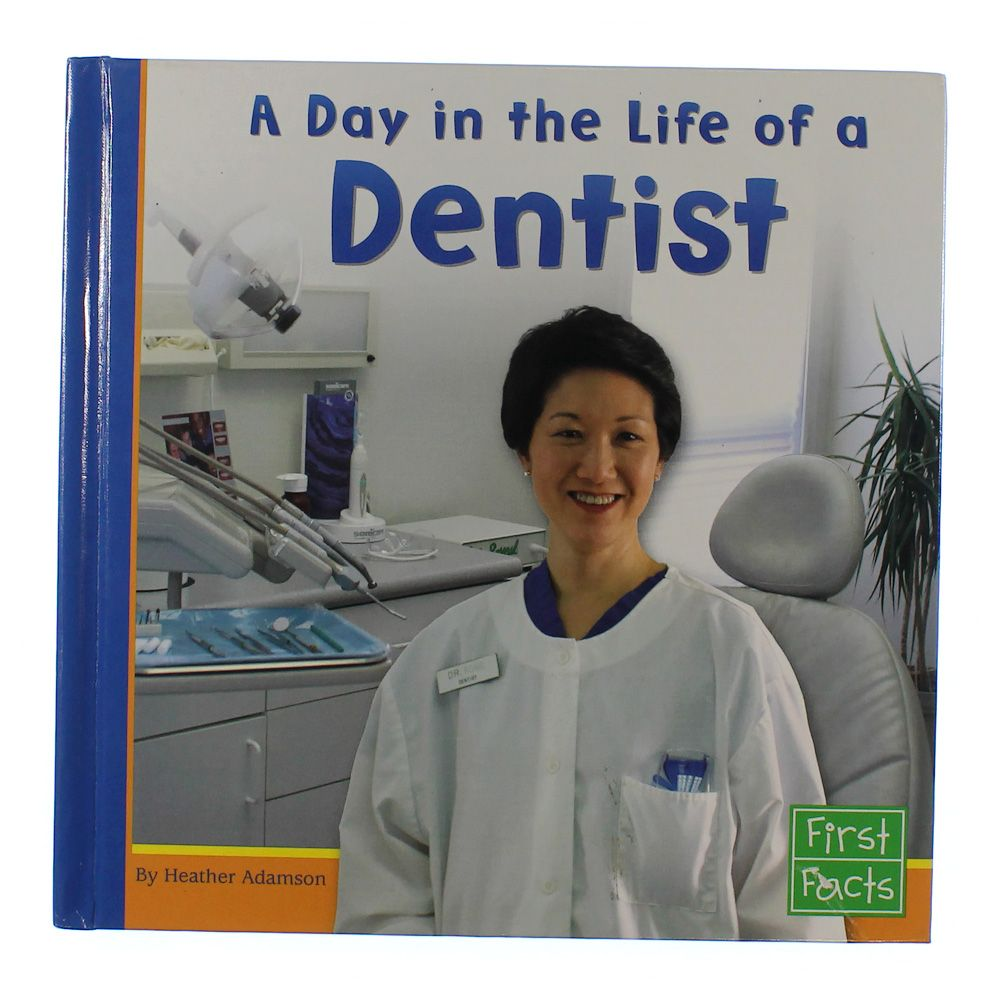 Book:A Day In The Life Of A Dentist 4583066059