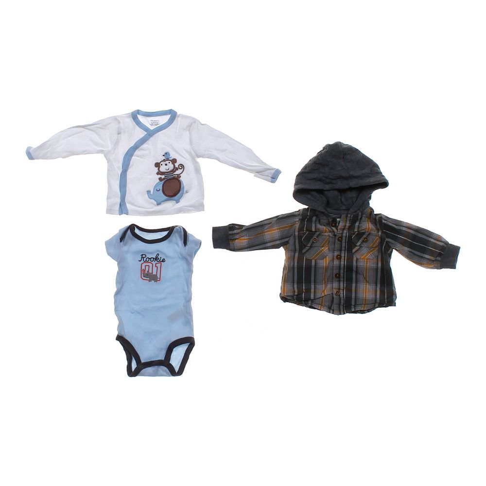 """""Adorable Outfit & Hoodie Set, size NB"""""" 4593514038"