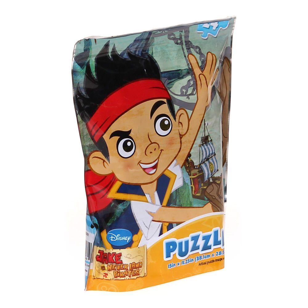 Jake & The Never Land Pirates Puzzle 4614976171