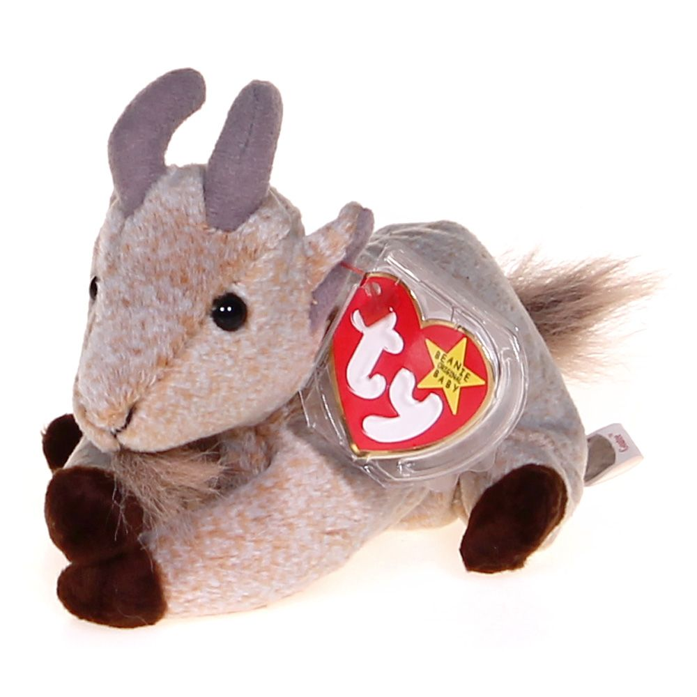 008421042357 UPC - Ty Beanie Baby Goatee The Goat  dd34be28d70