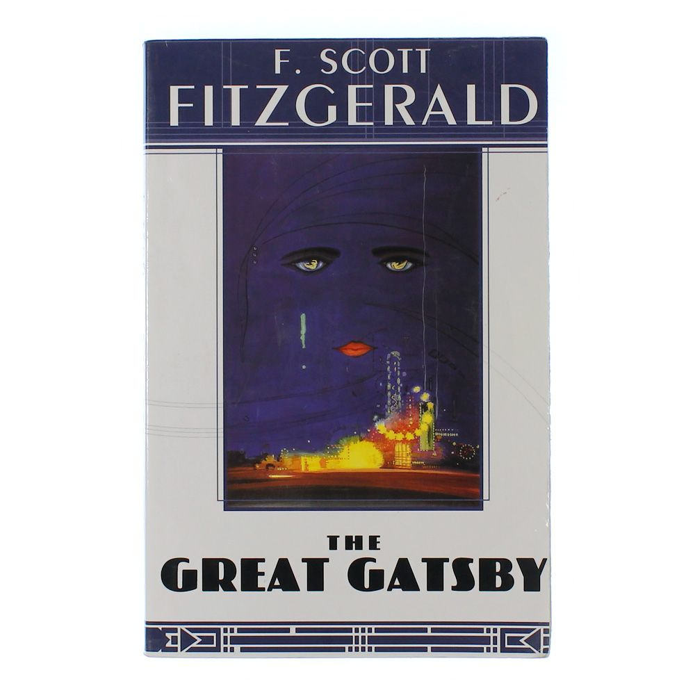 an analysis of the main character in the great gatsby by f scott fitzgerald