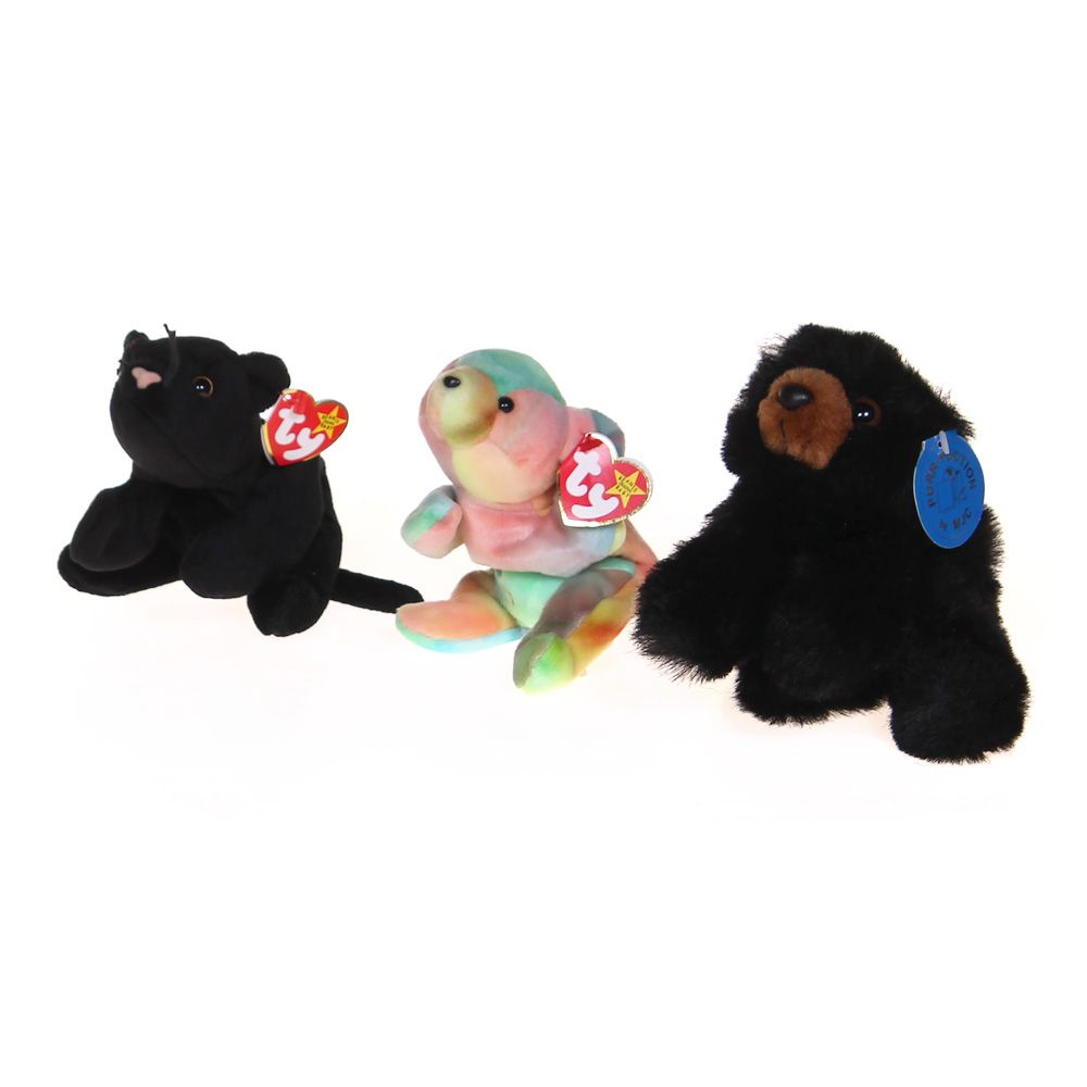 008421040643 UPC - Ty Beanie Baby Velvet The Black Panther (4th ... c9b9b02a7542