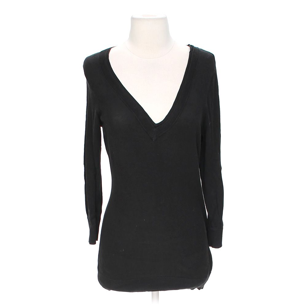 """""""""""Ribbed Neck Sweater, size S"""""""""""" 4649634550"""