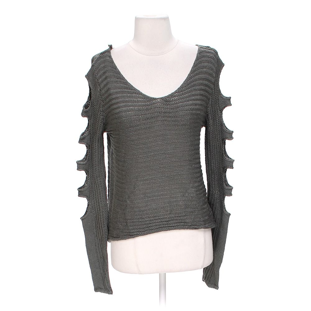 """""Fashionable Loose Knit Sweater, size S"""""" 4654778927"