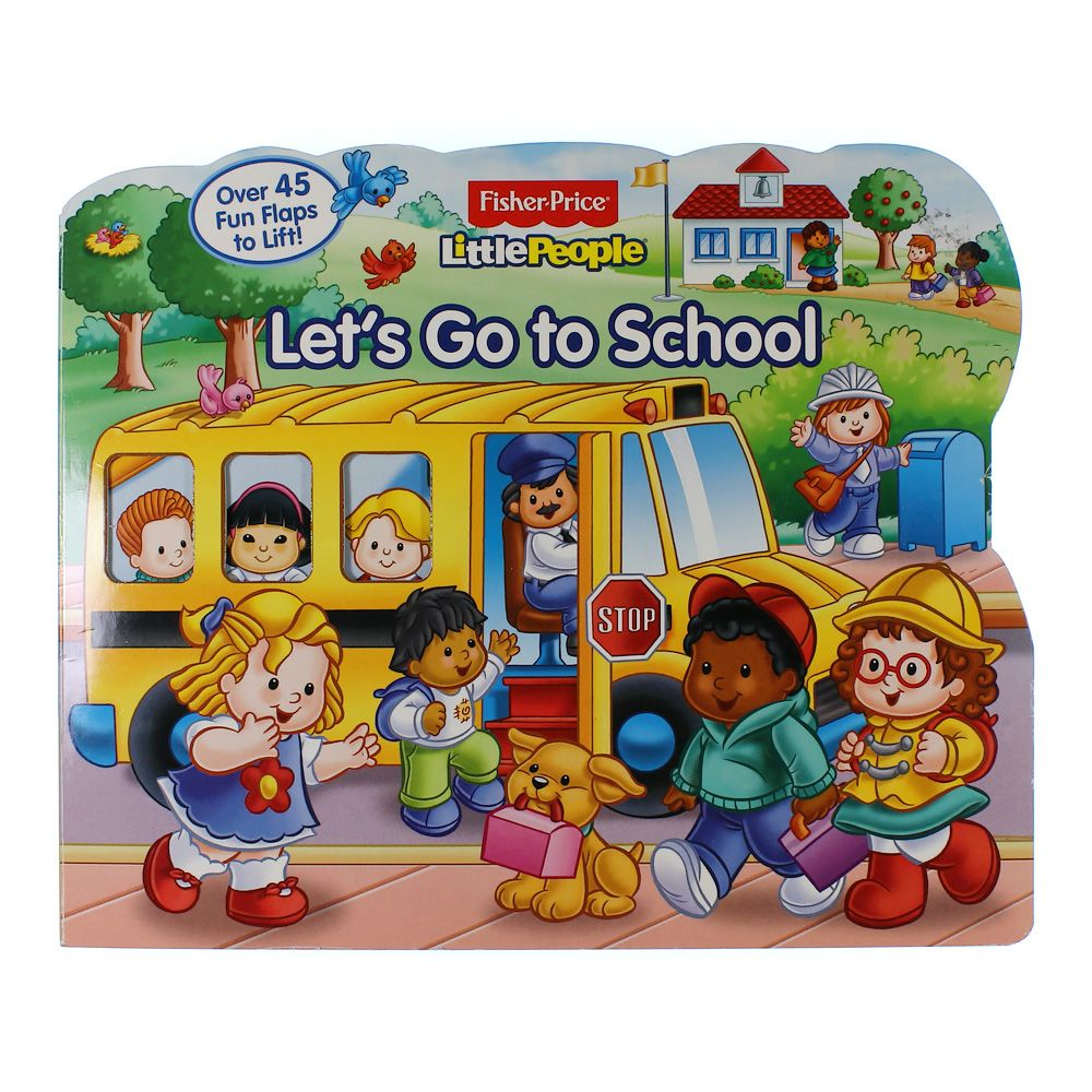 Book: Let's Go To School 4677524129