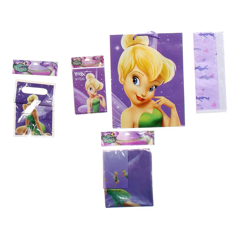 Tinkerbell Party Pack 4742025088