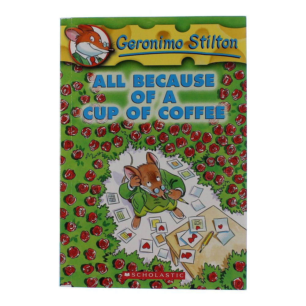 Book: All Because Of A Cup Of Coffee 4789304393