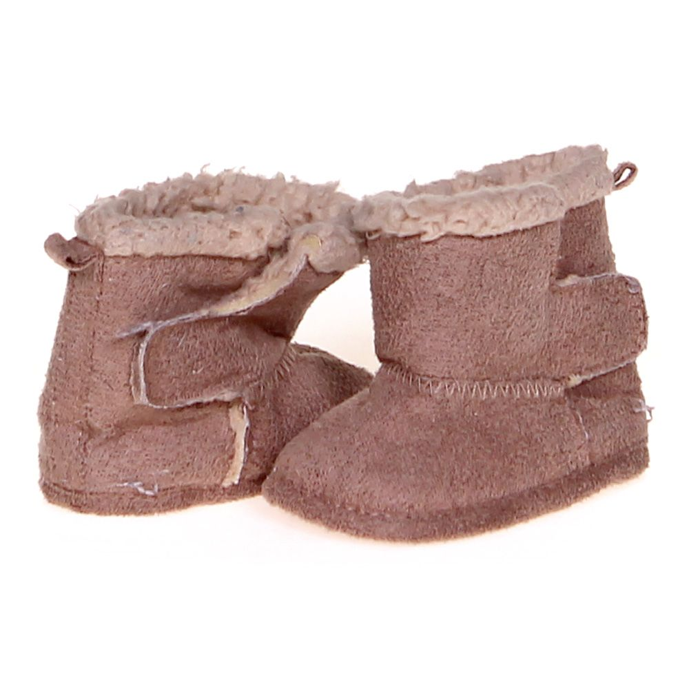 "Image of ""Adorable Boots, size 1 Infant"""