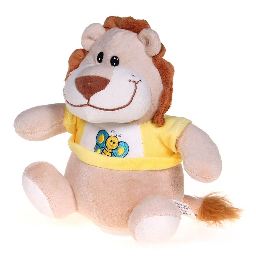 Lion Bank Plush 4806297020