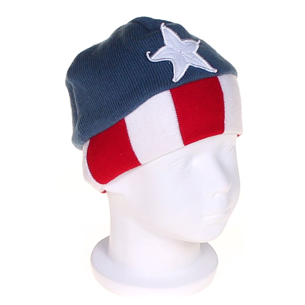 """""Captain America Hat, size One Size"""""" 4852994397"