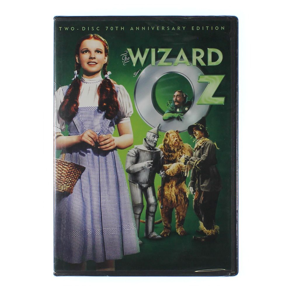 Movie: The Wizard of Oz (Two-Disc 70th Anniversary Edition) 4853924248