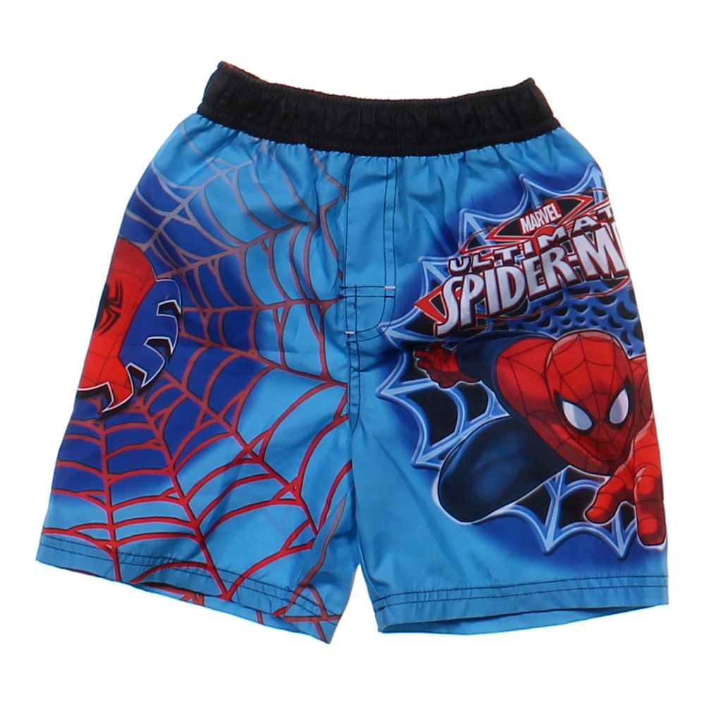 """""Spider-man Swim Trunks, size 4/4T"""""" 4871214668"