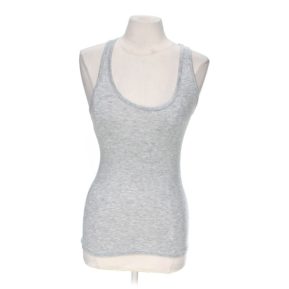 """""""""""Racer Back Tank Top, size M"""""""""""" 4877324315"""