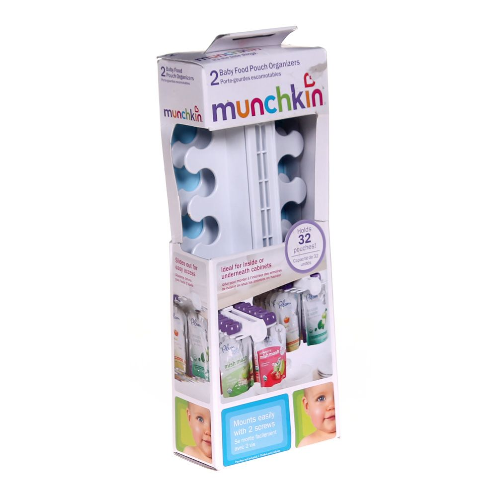 Food Pouch Organizers