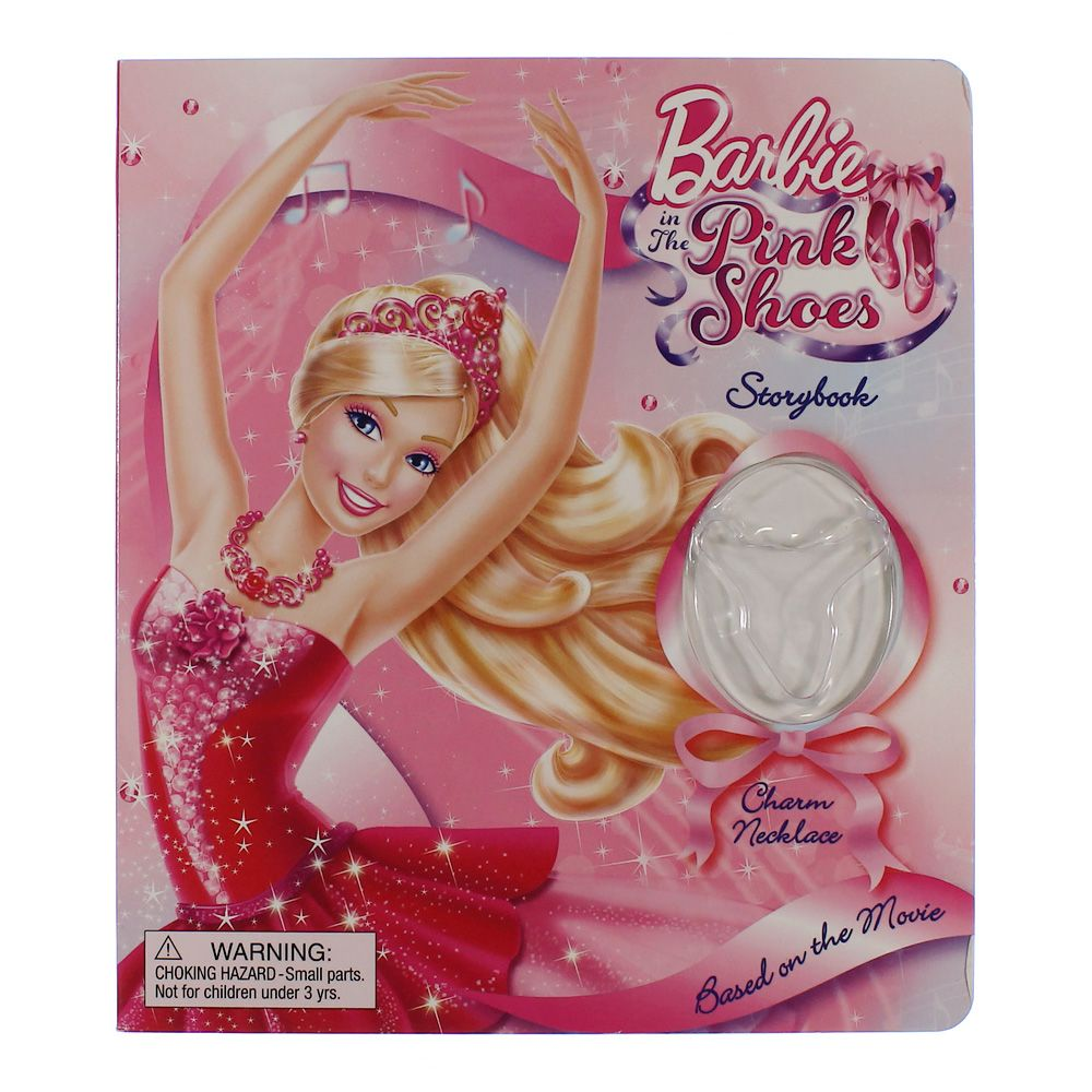 Book: Barbie In the Pink Shoes 4930248122