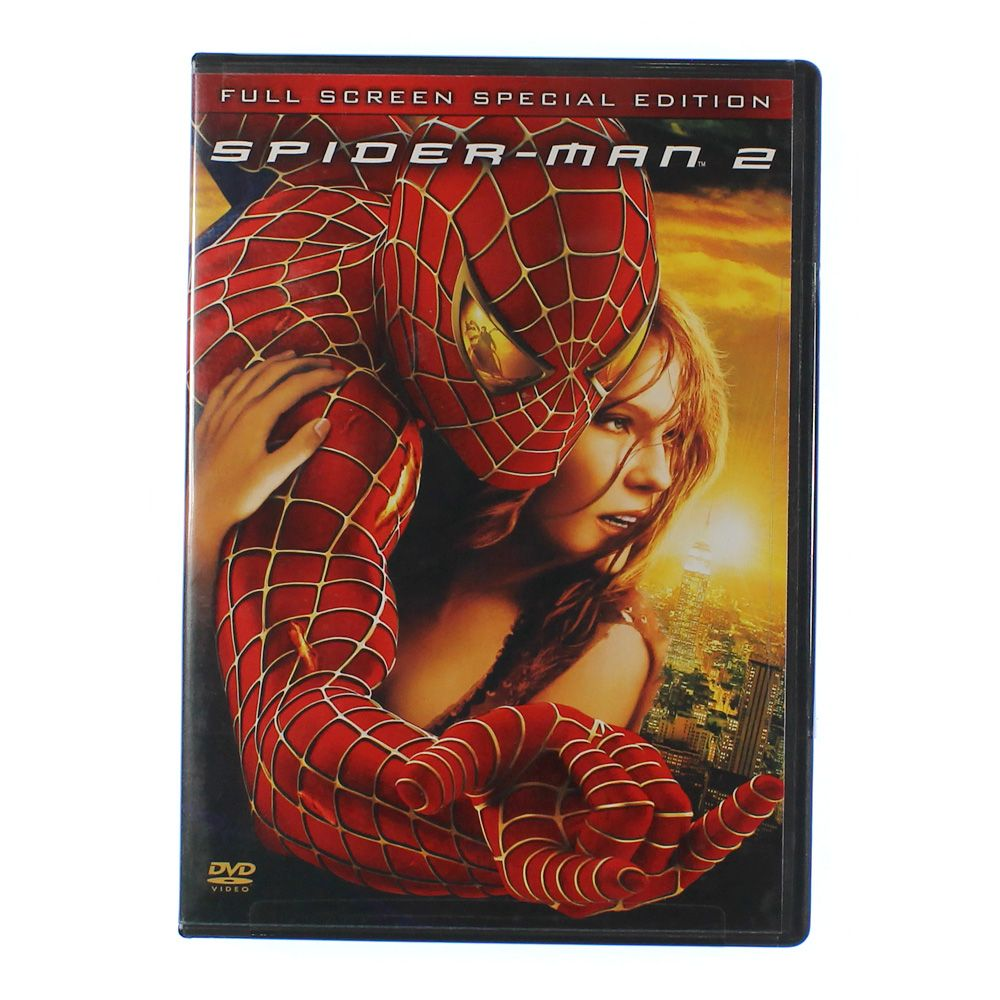 Movie: Spider-Man 2 (Full Screen Special Edition) 4931544634