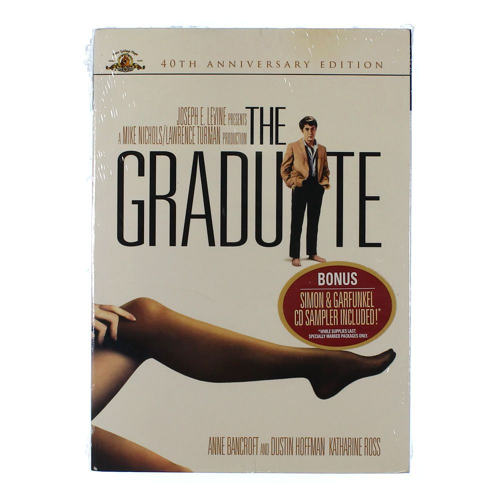 Movie: The Graduate (40th Anniversary Collector's Edition) 4938757388