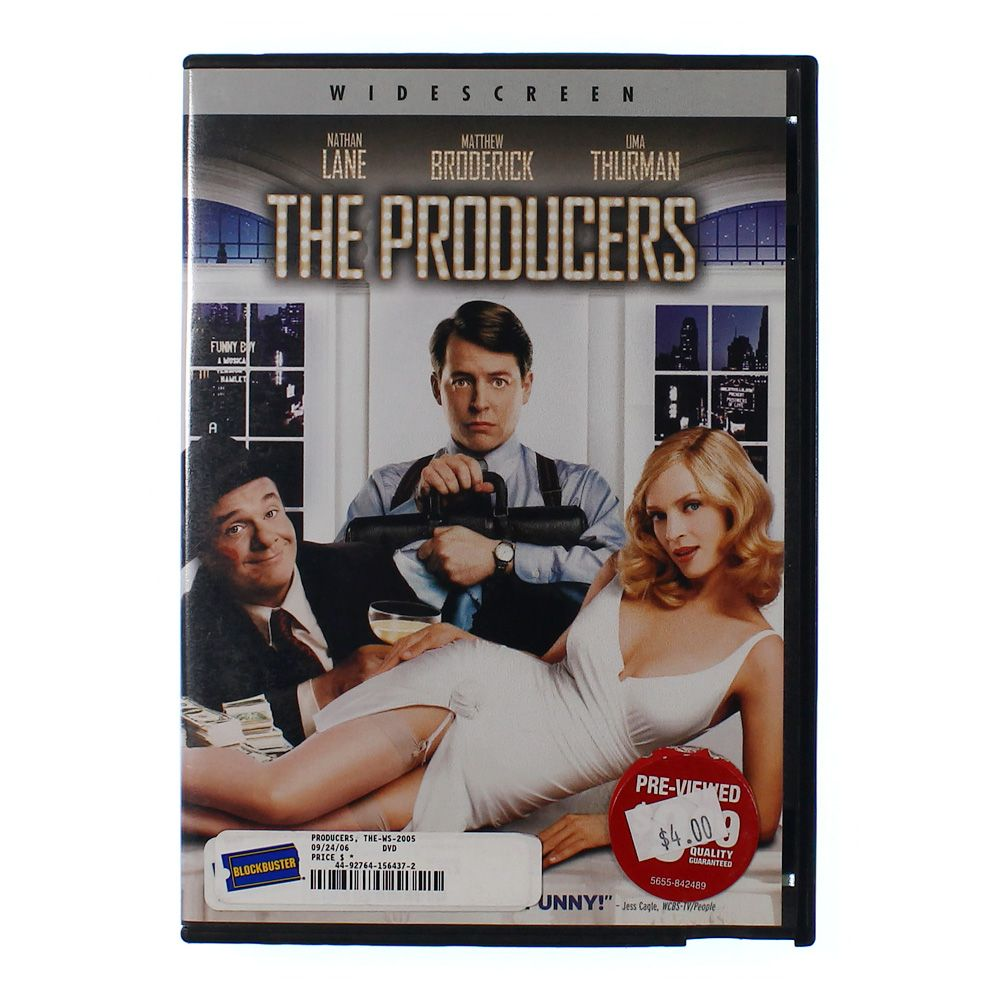 Movie: The Producers 4945018066