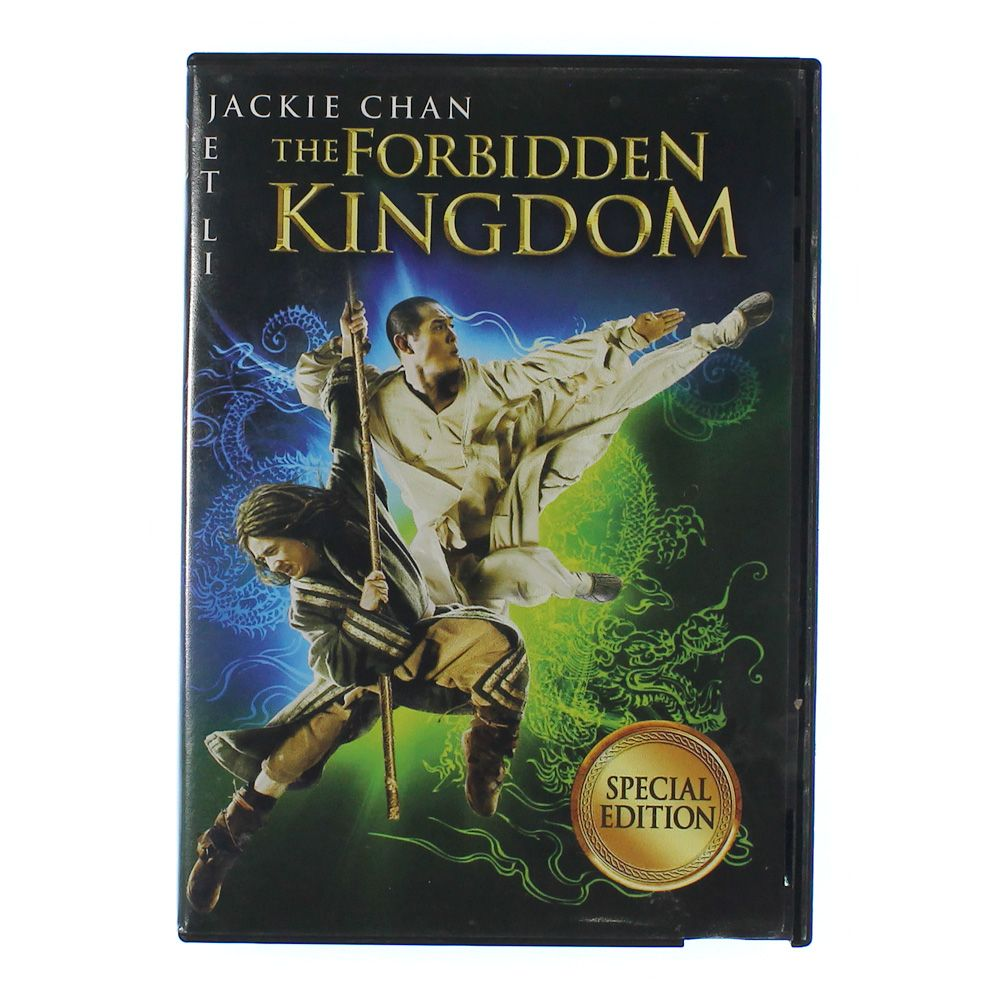 Movie: The Forbidden Kingdom 4968026598