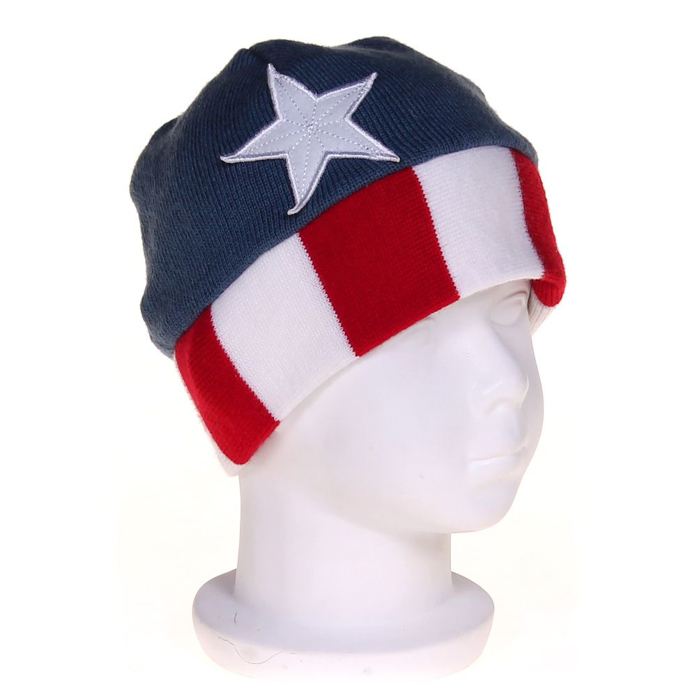 """""Captain America Hat, size One Size"""""" 4970444225"