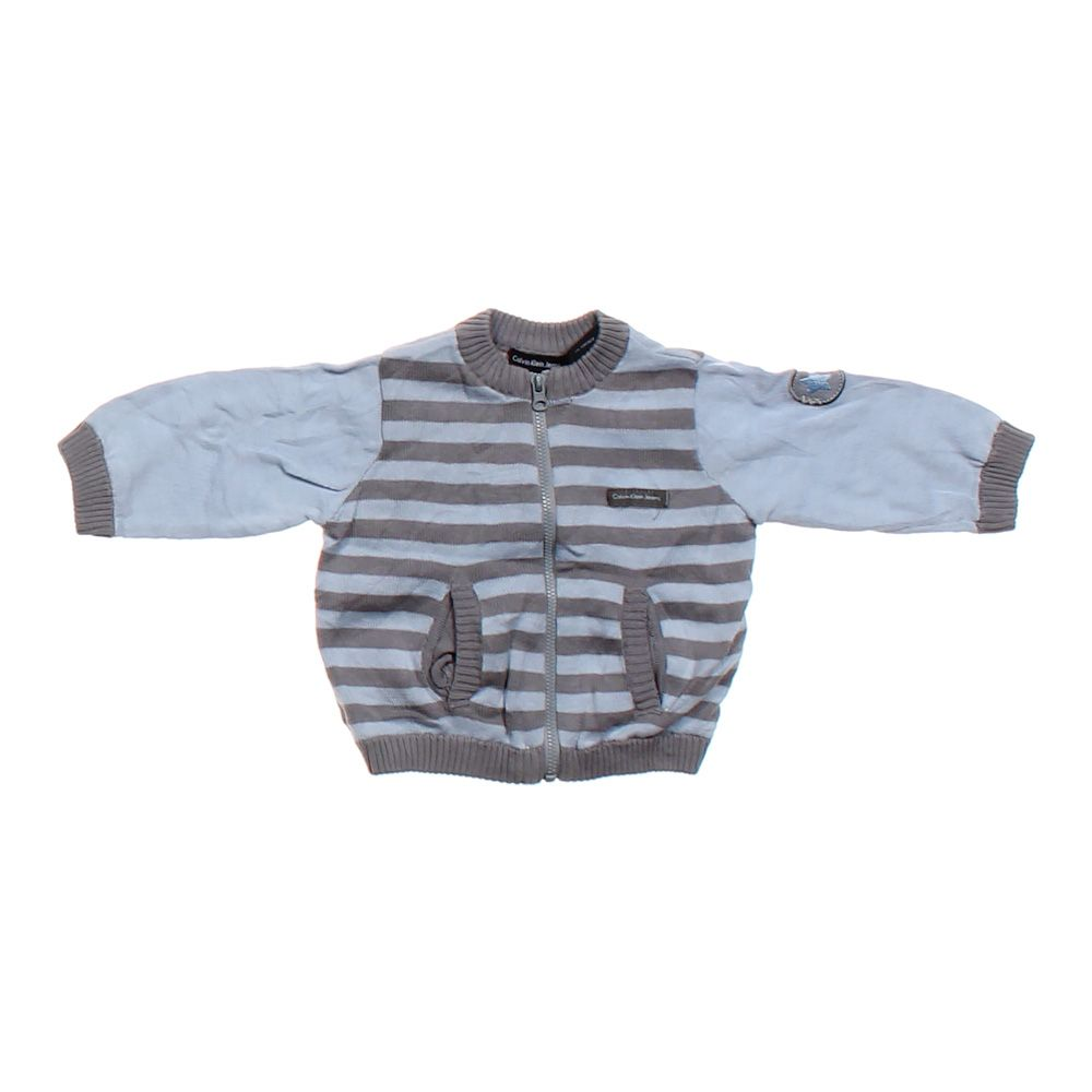 """""Full-zip Striped Cardigan, size 3 mo"""""" 4980374777"