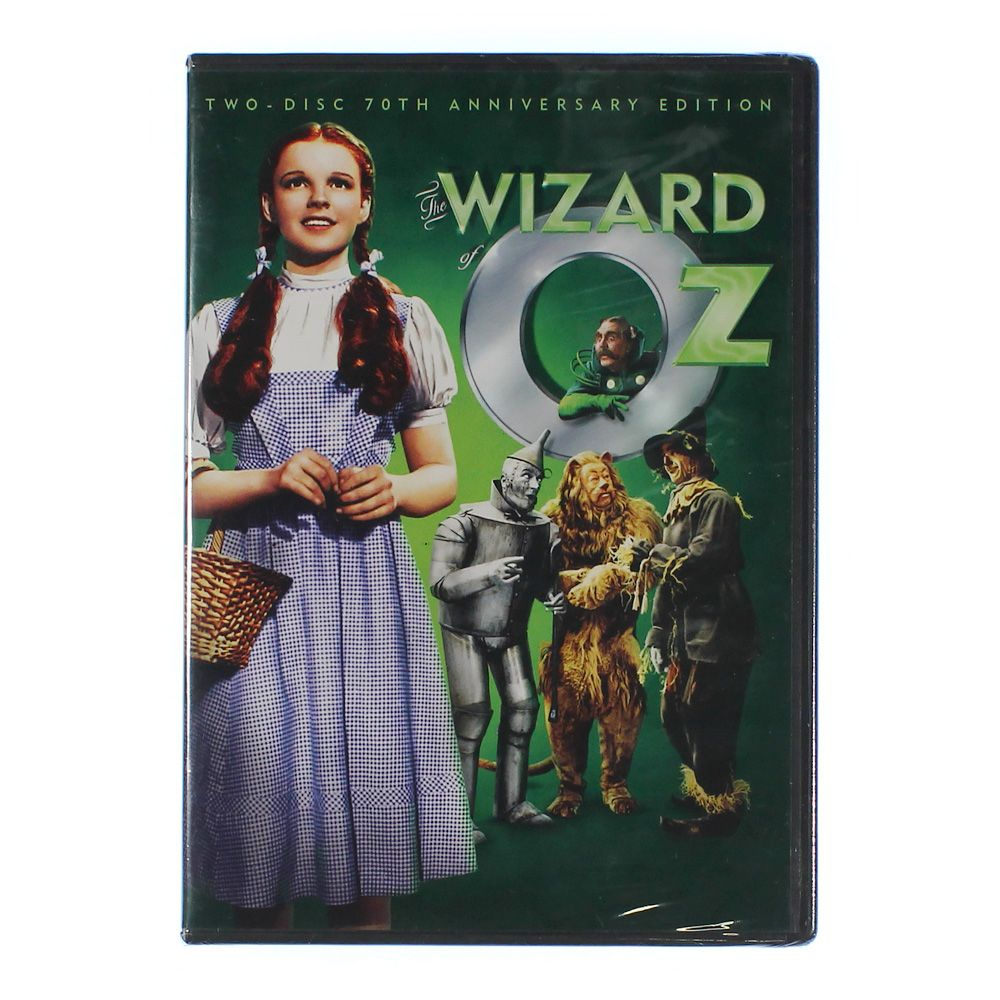 Movie: The Wizard of Oz (Two-Disc 70th Anniversary Edition) 5008067352