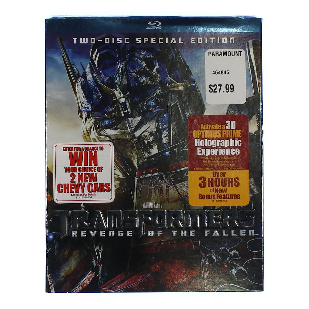 Movie: Transformers: Revenge of the Fallen 5066306742