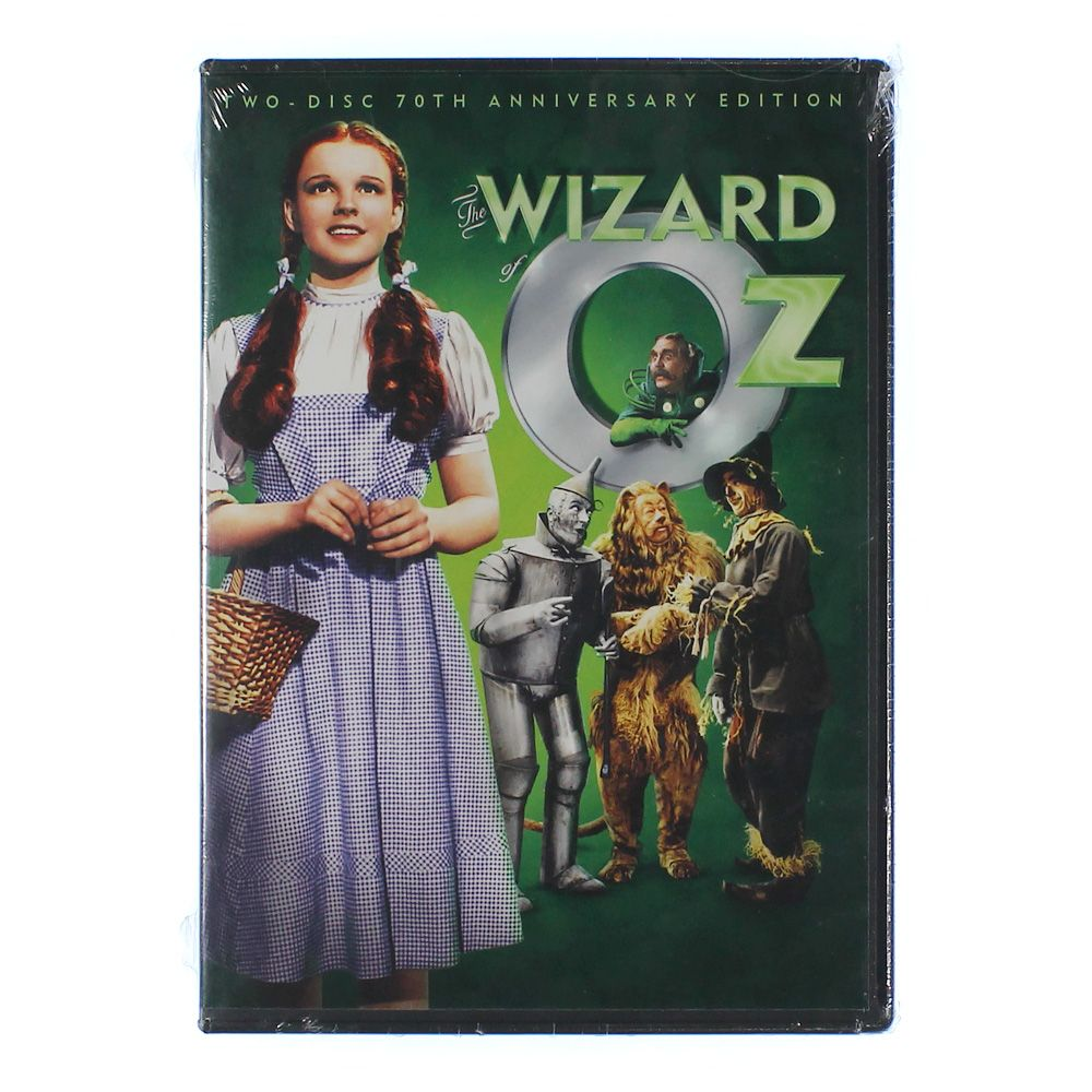 Movie: The Wizard of Oz (Two-Disc 70th Anniversary Edition) 5069854940