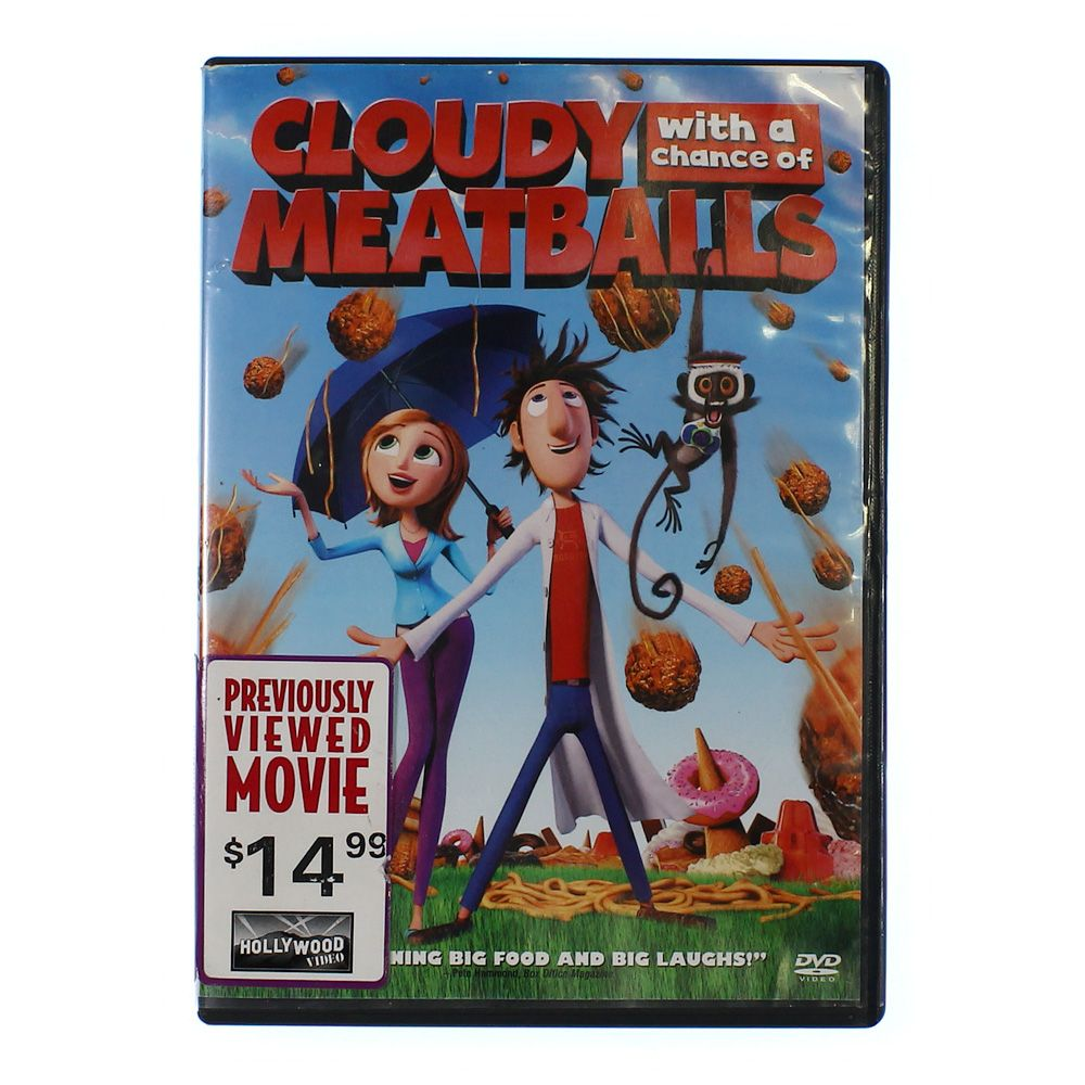 Movie: Cloudy with a Chance of Meatballs 5089318840