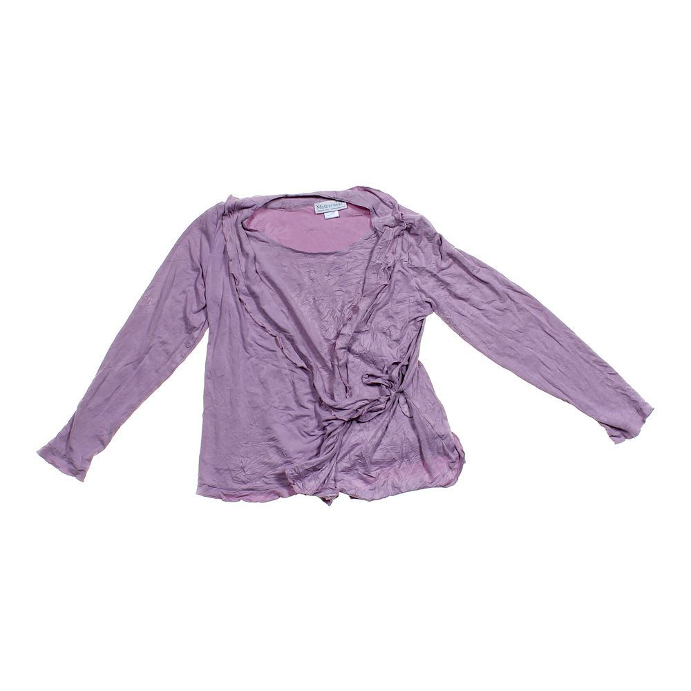 """Image of """"Casual Maternity Shirt, size L (12-14)"""""""