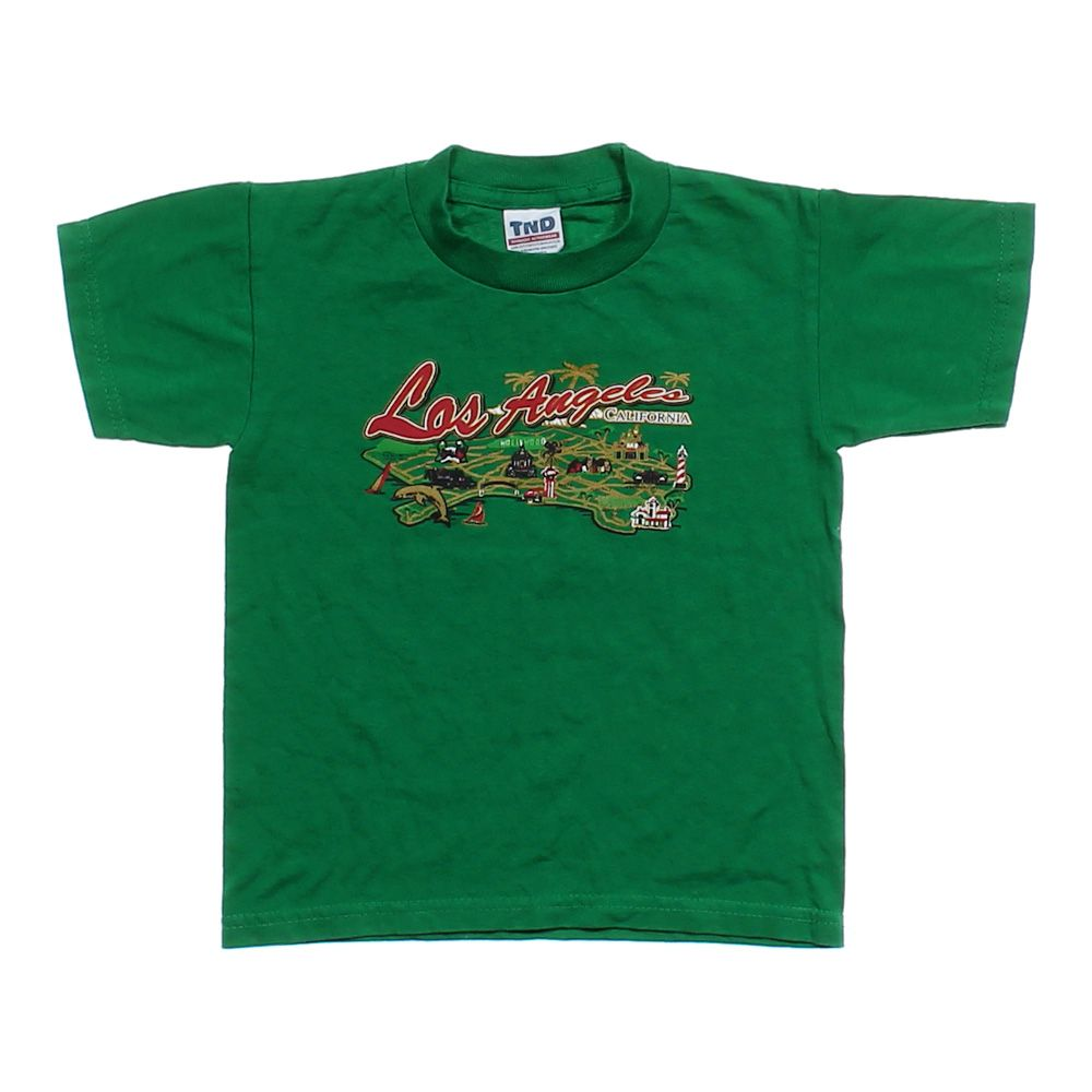 """""""""""""Los Angeles California"""""""" T-shirt, size 6"""""" 5131544413"