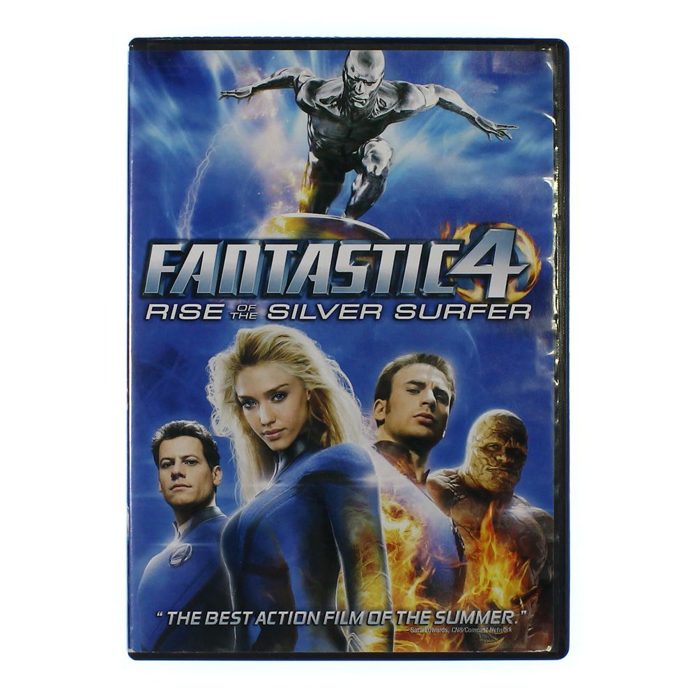 Movie: Fantastic Four: Rise of the Silver Surfer 5137044567