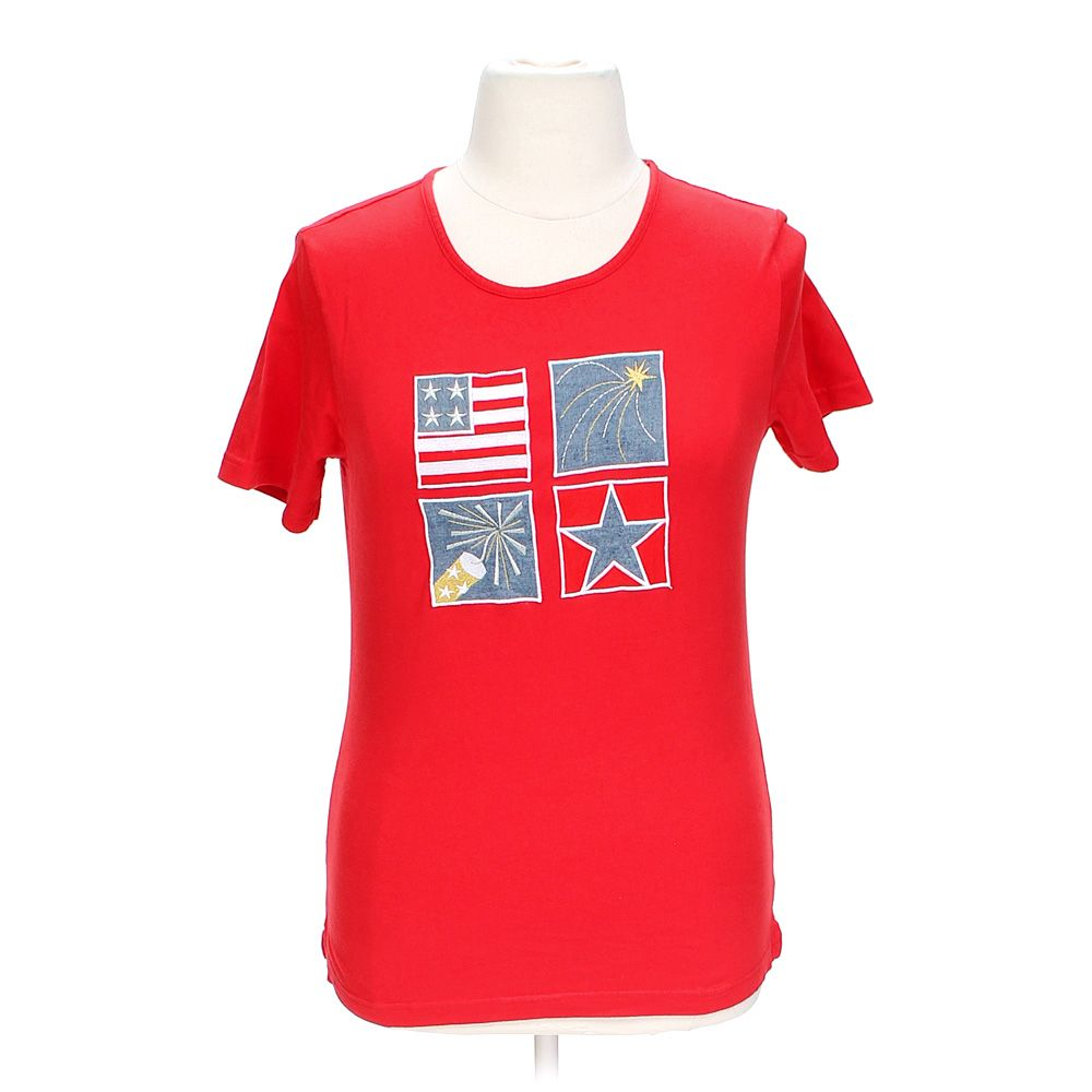 """Image of """"4th Of July T-Shirt, size L"""""""