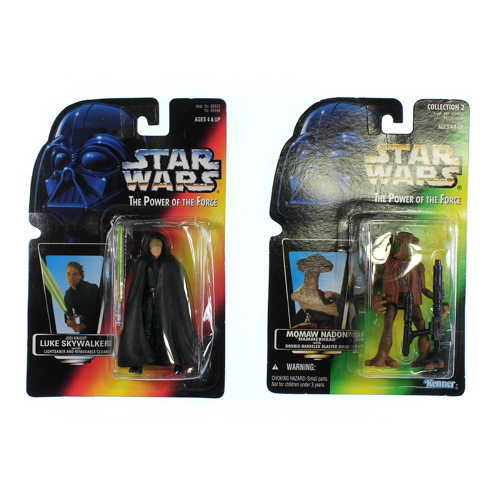 Star Wars Luke & Momaw Set 5138968763